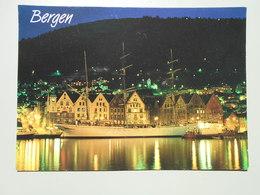 NORVEGE NORGE NORWAY BERGEN - Norvège