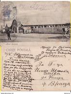 Romania ,Rumanien,Roumanie -Techirghiol (Constanta)- Hotel Sorescu - Romania
