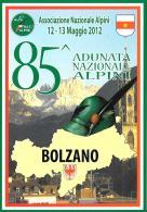 [MD1871] CPM - BOLZANO - 85° ADUNATA DEGLI ALPINI - CON ANNULLO 12.5.2012 - NV - Bolzano (Bozen)