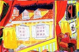 [MD1881] CPM - 162° ANNIVERSARIO DEL CIRCOLO DEGLI ARTISTI DI TORINO - CON ANNULLO 22.10.2009 - NV - Belle-Arti