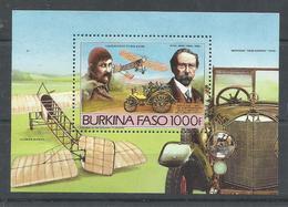 BURKINA  YVERT  H/B 28  MNH  ** - Burkina Faso (1984-...)