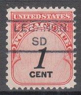 USA Precancel Vorausentwertung Preo, Locals South Dakota, Lebanon 852 - Vereinigte Staaten