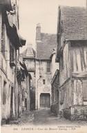 Cp , 14 , LISIEUX , Cour Du Manoir Carrey - Lisieux