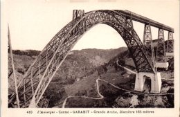 15 L'Auvergne - Cantal - GARABIT - Grande Arche - France