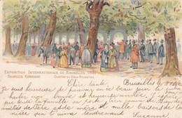 Exposition Internationale De Bruxelles 1897, Kermesse, Quartier Du Vieux Bruxelles (pk47920) - Expositions Universelles