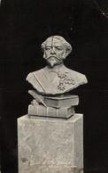 25 - B26091CPA - COLOMBIER CHATELOT - Buste D' Elie Dubois Par Normil Charles - Frankreich