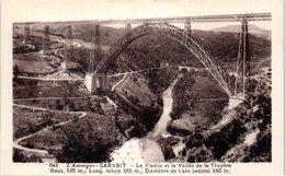 15 L'Auvergne - Cantal - Garabit - Le Viaduc Et La Vallée De La Truyère - France