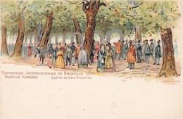 Exposition Internationale De Bruxelles 1897, Kermesse, Quartier Du Vieux Bruxelles (pk47921) - Expositions Universelles