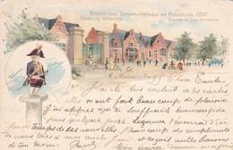 Exposition Internationale De Bruxelles 1897, Kermesse, Quartier Du Vieux Bruxelles (pk47923) - Mostre Universali