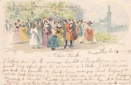Exposition Internationale De Bruxelles 1897, Kermesse, Quartier Du Vieux Bruxelles (pk47924) - Expositions Universelles