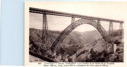 15 L'Auvergne - Cantal - GARABIT - Le Viaduc - France