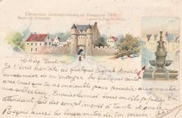 Exposition Internationale De Bruxelles 1897, Kermesse, Quartier Du Vieux Bruxelles (pk47925) - Expositions Universelles