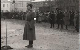 ! Seltene Fotokarte Potsdam 1933 Polizeipräsident Graf Wolf-Heinrich Von Helldorff Amtseinführung, Ereignis, 3. Reich - Potsdam