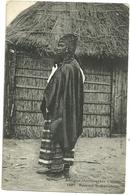SENEGAL.  Femme Toucouleur. - Sénégal