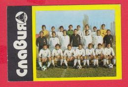 K1822 / 1978 SPORT PFC  Slavia  Soccer Calcio Football Fussball Calendar Calendrier Kalender Bulgaria Bulgarie - Calendars