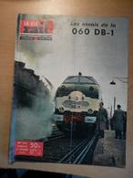 Vie Du Rail 576 1956 060 DB1 Belfort Clermont L'hérault Raisin  Gare De Lamotte Beuvron Centre De Tours Logement - Trains