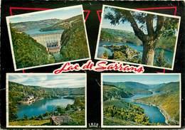 CPSM Lac De Sarrans                        L2614 - France