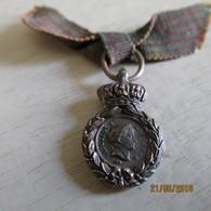 Médaille De Sainte Hélène - Miniature (  22x13 Mm ) - Medaglie