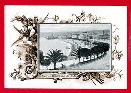 St Germain En Laye, Vve Palatre, Maison Fondée En 1860, 10 Rue De Pologne & 5 Rue De Poissy, Chromo Nice, Bld Du Midi - Autres