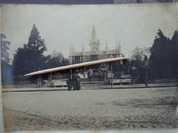 URUGUAY MONTEVIDEO CONSULAT ARGENTIN  FOTO     PHOTO ORIGINALE  1900  Ref  25 - Uruguay