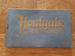 Houlgate - Carnet Complet De 12 Cartes En Couleurs En Bel état - DA - Houlgate