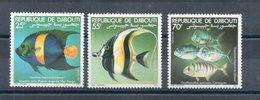 Djibouti. Poisons Tropicaux - Djibouti (1977-...)
