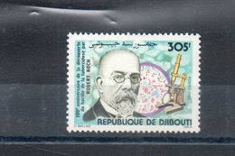 Djibouti. Robert Koch - Djibouti (1977-...)