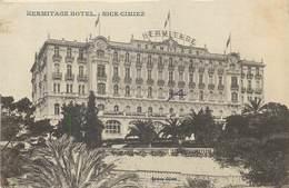 D1320 Hermitage Hotel Nice Cimiez - Other