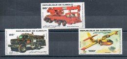 Djibouti. Véhicules De Pompiers - Djibouti (1977-...)