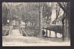 CPA 34 - GIGEAN ISSANKA - GIGEAN-ISSANKA - Vue De La Source - TB PLAN Petit Pont - France