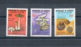 Djibouti. Champignons - Djibouti (1977-...)