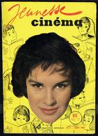 "Revue "" JEUNESSE CINEMA "" - N° 9 - 1958 - Voir Sommaire En Scan 2. - History"