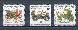 Djibouti. Anciennes Automobiles - Djibouti (1977-...)