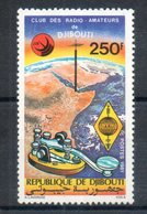 Djibouti. Club Des Radio Amateurs De Djibouti - Djibouti (1977-...)