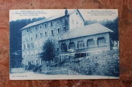 PEIRA CAVA (06) - LE GRAND HOTEL BELLEVUE-VICTORIA - SON TENNIS ET SON PARC - Other Municipalities