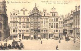 Bruxelles - CPA - Brussel - Grand'Place - Le Pigeon - Maison Des Tailleurs - Marktpleinen, Pleinen