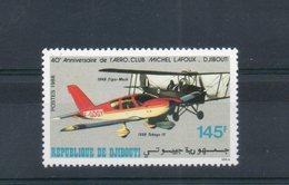 Djibouti. 40e Anniversaire De L'aéro Club Michel Lafoux - Djibouti (1977-...)