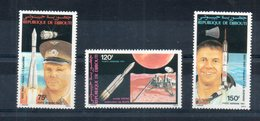 Djibouti. Poste Aérienne. Conquête Spatiale - Djibouti (1977-...)