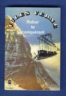 ROBUR LE CONQUERANT  °°°° JULES VERNES - Adventure