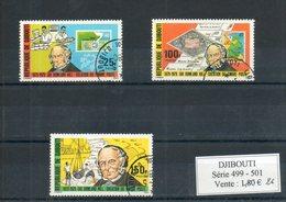 Djibouti.sir Roland Hill. Création Du Timbre Poste - Djibouti (1977-...)