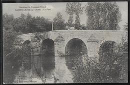 CPA 61 - Sainte-Croix-sur-Orne, Le Pont - Otros Municipios
