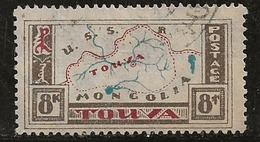 Russie 1927 N°Y.T. : Touva 20 Obl. - Tuva