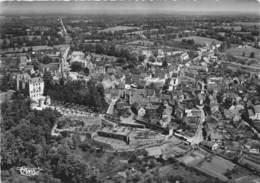 36-SAINTE-SEVERE- VUE GENERALE AERIENNE - France