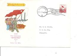 Birmanie ( FDc De 1963 à Voir) - Birmanie (...-1947)