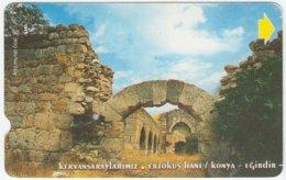 TURKEY B-103 Magnetic Telekom - Culture, Ruins - Used - Turkey