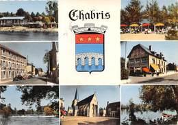 36-CHABRIS- MULTIVUES - Autres Communes
