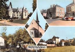 36-MONTGIVRAY- MULTIVUES - France
