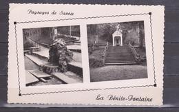 FRANCE  LA BENITE FONTAINE  SOUS ETUI PLASTIQUE - Autres Communes