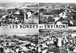 36-LES BORDES ET ENVIRONS - MULTIVUES - Autres Communes