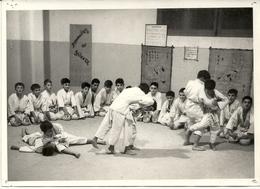 JUDO CLUB DE MONACO . MAITRE IMBERT . Competition De Jeunes - Martial Arts
